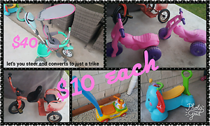 Trikes and ride ons Bli Bli Maroochydore Area Preview