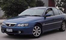 2002 HOLDEN VY CALAIS SEDAN AUTO!!LOW KMS!!1YEAR WARRANTY Reservoir Darebin Area Preview