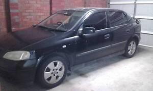 2002 Holden Astra Hatchback Delahey Brimbank Area Preview