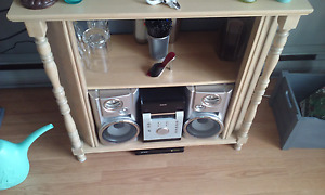 Meuble buffet etagere
