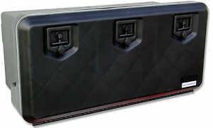 LKW Staukasten 1000x500x500mm Staubox 154 Ltr Deichselbox Kunststoff Daken W150