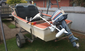 13ft runabout fishing boat Australia Preview