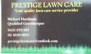 Prestige Lawn Care Narellan Camden Area Preview