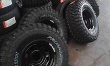 4x4 MUD OR ALL TERRAIN TYRE & RIMS - APRIL SPECIAL !!! Archerfield Brisbane South West Preview