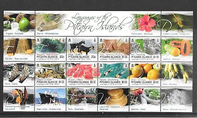 AMAZING PITCAIRN 2016 YEAR SET ALL ISSUES SUPERB MNH