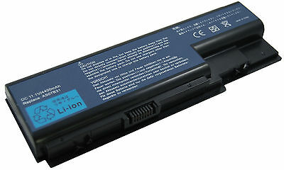 Laptop Battery for ACER Aspire 7720zg 7730G 7730Z 7730ZG 7735Z