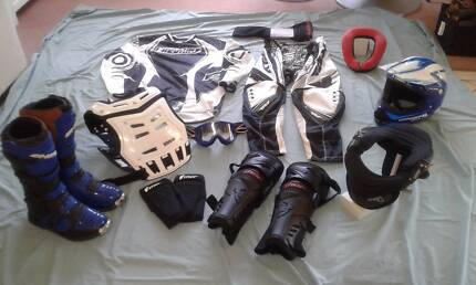 MX (Motocross) Riding Gear and Apparel New and Used