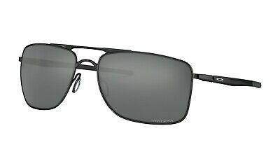 Oakley GAUGE 8 M Sunglasses OO4124-1157 Polished Black Frame W/ PRIZM Black Lens tweedehands  verschepen naar Netherlands