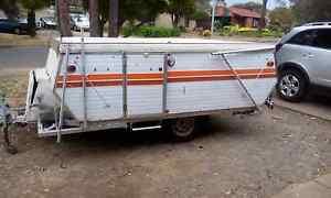 Poptop camper van Hackham West Morphett Vale Area Preview