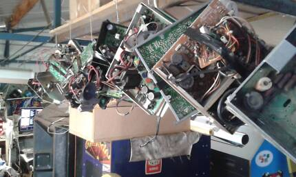 Arcade Tubes and Chassis