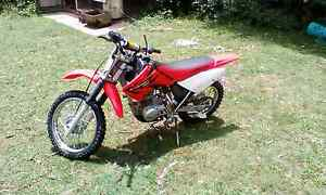 Crf80f 2006 Batlow Tumut Area Preview