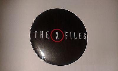 X Files fridge magnet (58mm) Mulder Scully