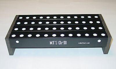 1 Morse Taper Shank Drill Bit Bench-top Storage Rack Stand Mt1 1mt Set 4aar4