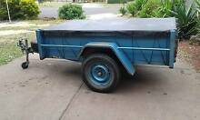 GENUINE CARAC 7X4 HEAVY DUTY TRAILER CHECKERPLATE FLOOR Rowville Knox Area Preview