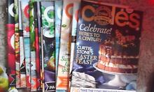 COLES FREE MAGS....*****2015& 2016 Macquarie Fields Campbelltown Area Preview