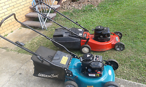 Lawn Mowers Nudgee Brisbane North East Preview