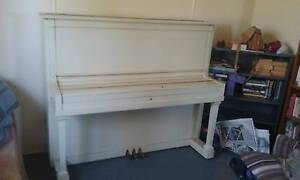 Upright piano free to a good home Black Mountain Armidale City Preview