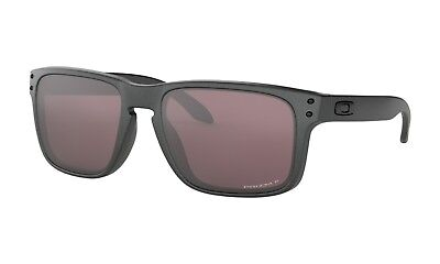 Used, OAKLEY POLARIZED HOLBROOK SUNGLASSES | STEEL / PRIZM DAILY | 9102-B5 for sale  Shipping to India
