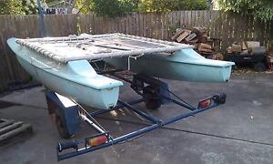 Catamaran (papercat) Richmond Clarence Area Preview