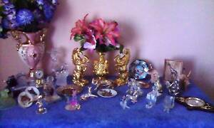 GOLD AND GLASS ORDIMENTS ETC Yunta Peterborough Area Preview