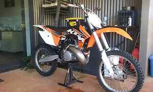 2012 KTM 300/250 SX Broome Broome City Preview