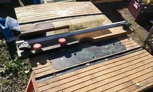 Saw Bench Wangaratta Wangaratta Area Preview