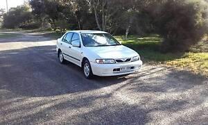 1999 Nissan Pulsar SLX Sedan 159320km Goolwa Alexandrina Area Preview