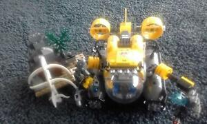 lego city 60092 yellow submarine Oakdowns Clarence Area Preview