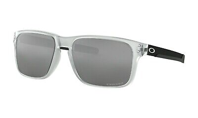 Oakley HOLBROOK MIX Sunglasses OO9384-0557 Matte Clear Frame W/ PRIZM Black (Oakley Clear Frame Sunglasses)
