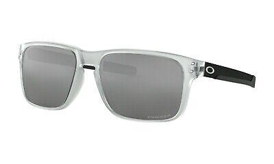 Oakley HOLBROOK MIX Sunglasses OO9384-0557 Matte Clear Frame W/ PRIZM Black (Oakley Holbrook Frame)
