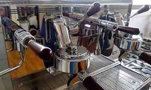 """Elektra """"Sixties"""" 2 GRP Espresso Machine Lauderdale Clarence Area Preview"""