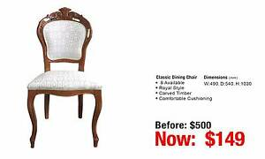 CLASSIC DINING CHAIR Granville Parramatta Area Preview