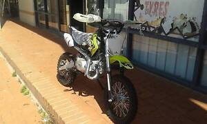 *NEW* 125CC 4 STROKE 4 SPEED THUMPSTAR *6MONTHS INTERST FREE* Malaga Swan Area Preview