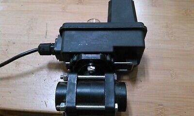 Teejet 344bec-24-c 1 Spray Control Valve12vdc