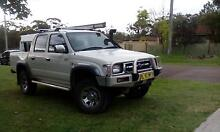 1998 Toyota Hilux Ute Morisset Lake Macquarie Area Preview