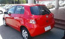 2007 TOYOTA YARIS 5 DOOR HATCH, AIR AND STEER Victoria Park Victoria Park Area Preview