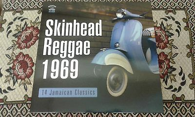 Skinhead Reggae 1969 , 14 Jamaican Classics. KINGSTON SOUNDS KSLP064