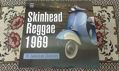 Skinhead Reggae 1969 , 14 Jamaican Classics , New LP Kingston Sounds KSLP064