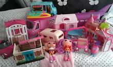 assorted girls toys Hamersley Stirling Area Preview
