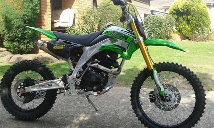 250cc Dirt Bike Hurstville Hurstville Area Preview