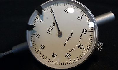 Teclock Dial Indicator 0.25-0.0005 Never Used