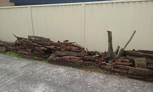 Railway sleepers - fire wood Beacon Hill Manly Area Preview