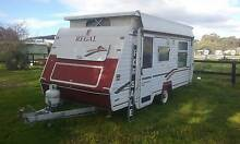 2001 Regal Delux Tourer Greenvale Hume Area Preview