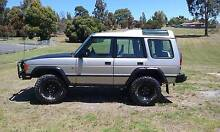1994 Land Rover Discovery 1 V8 Duel Fuel Auto. Churchill Latrobe Valley Preview