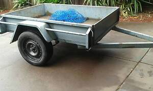 Heavy Duty 6x4 trailer one owner Rowville Knox Area Preview