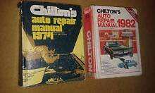 *AMERICAN CAR* REPAIR MANUALS Shelley Canning Area Preview