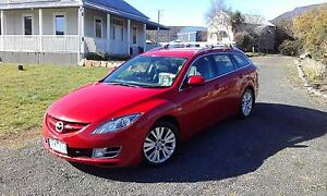 Mazda MZR-CD  Turbo Diesel Wagon, RWC, 12MTHS REG Wantirna South Knox Area Preview
