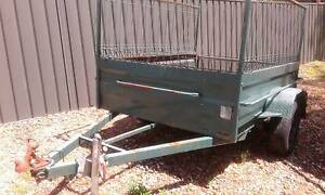 Trailer 7 by 5 high side and rego 2012 Bullaburra Blue Mountains Preview