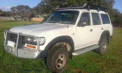 1992 Toyota 80 Series LandCruiser Turbo Diesel Wagon
