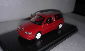 Alfa-Romeo-145-gara-Pego-1-43-MINTB